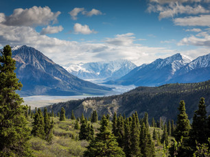 Высотная поясность в горах России