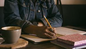 Como criar o hábito de escrever um diário terapêutico?