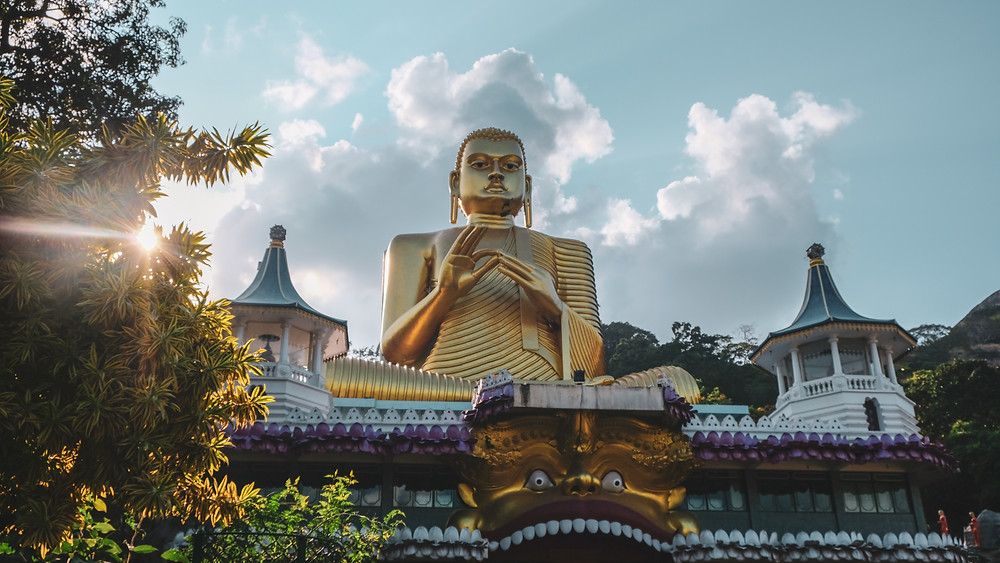 Going to a spiritual place can be a life-changing travel experience