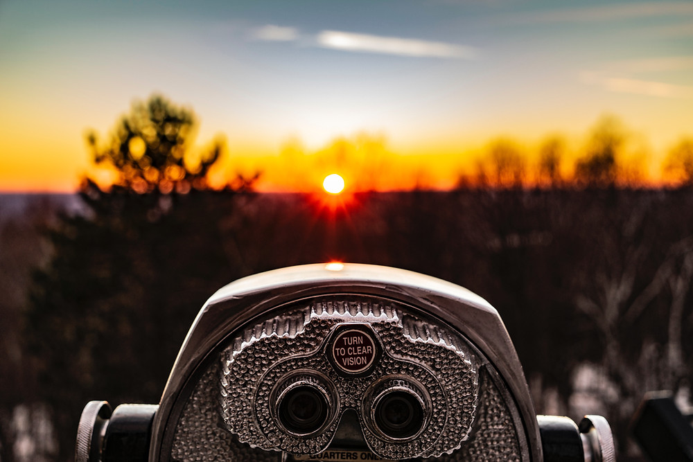 Finde deine Vision - wo soll es hingehen