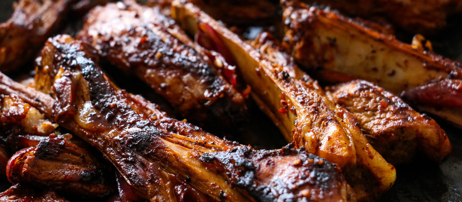 Reverence BBQ Ribs