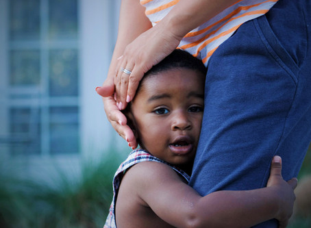 Help your toddler love their body