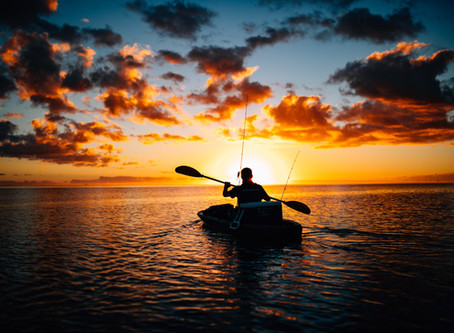 Fishing From Your Kayak? Here Is Some Gear You Might Need