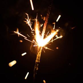 Thankful Thursday (0-4 yrs) Sparkles!