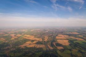 North Norfolk aerial