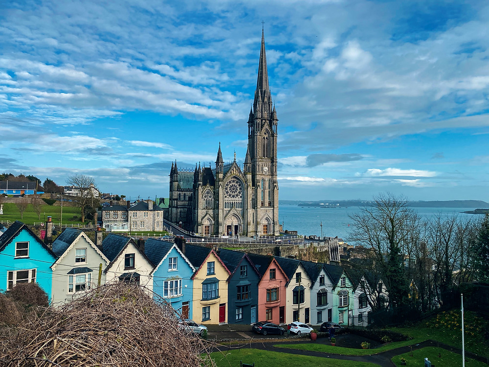 St Colmans Cathedral Cobh Ireland