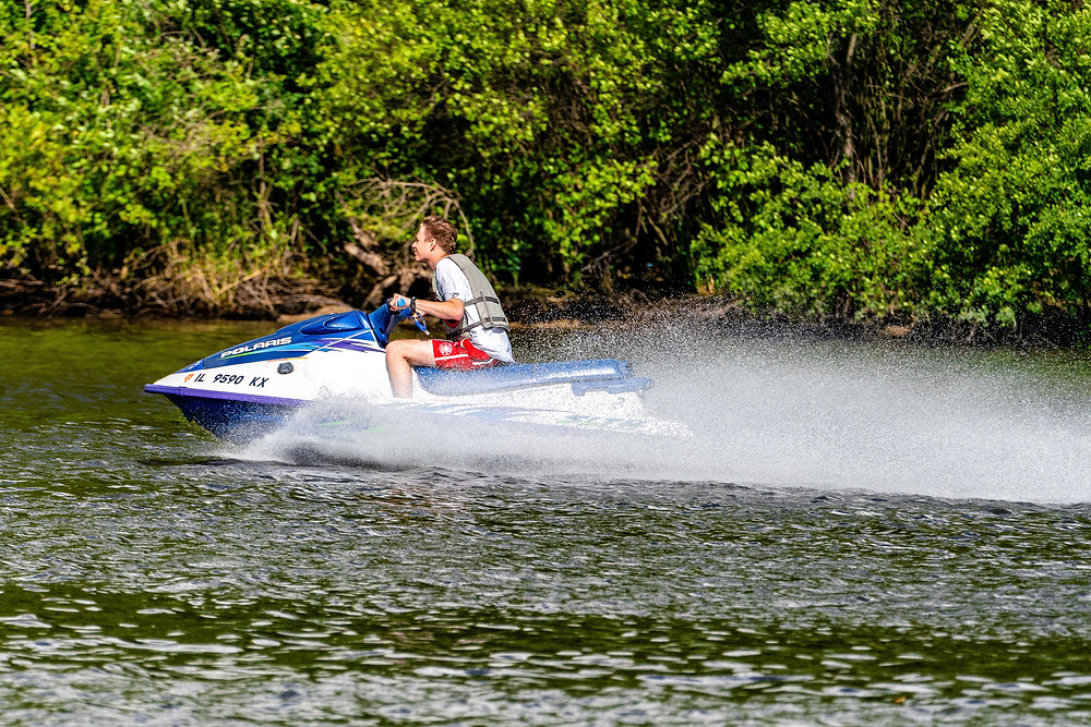 Rent a jetski not far from my Lake County rental properties