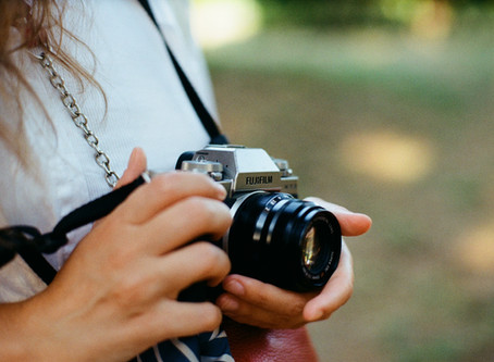 Using photography to communicate impact : Part III