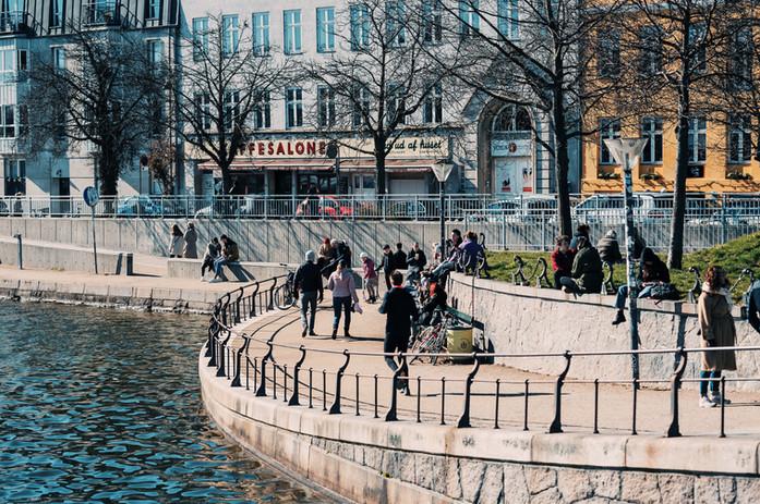 IGANGVÆRENDE: Andelsboligforening på Nørrebro (276 kvm.)