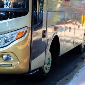 57 Injured in Bus Crash