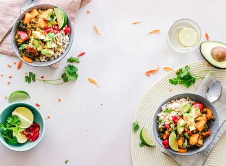 Dr. K's Vegan Taco Salad Recipe