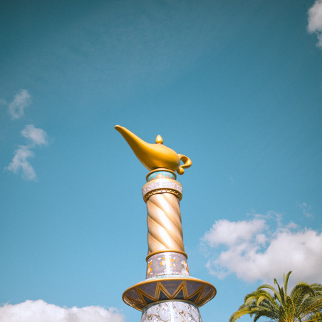 Faith & Life: God is Not a Genie in a Bottle