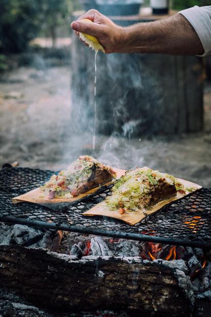 'Asado' Grill