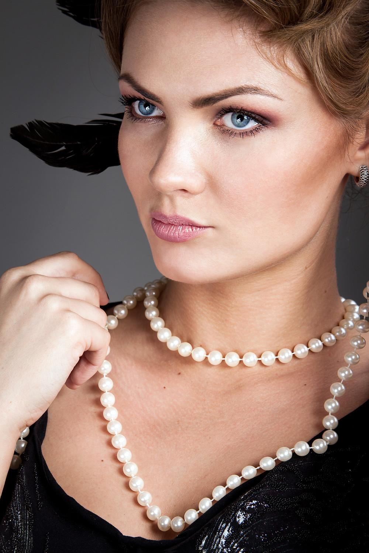 joyas con perlas