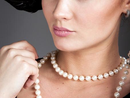 Como distinguir las perlas naturales de las sintéticas o falsas