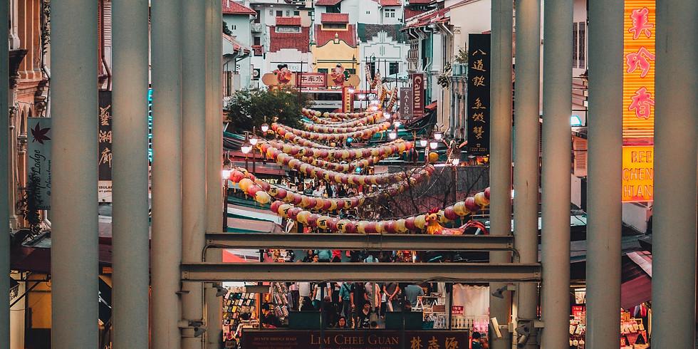 Y Food Trail @ Chinatown