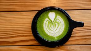 Energizing Matcha Green Tea Latte