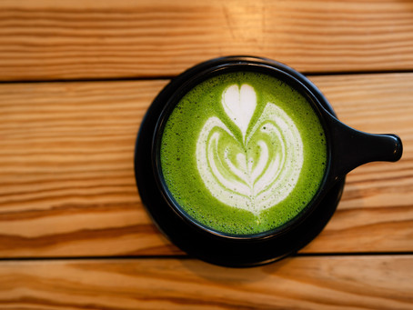 Energizing Matcha Green Tea Latte
