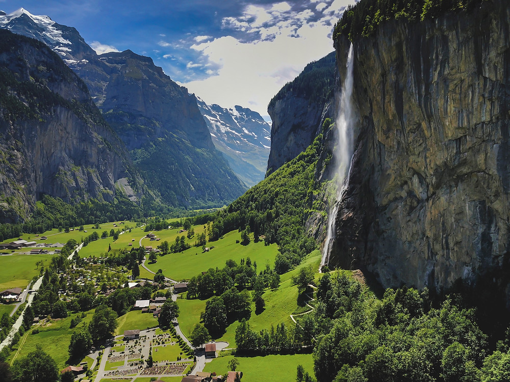Lauterbrunnen Valley Hiking