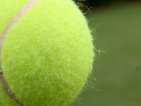 Have A Sore Muscle? Use a Tennis Ball!