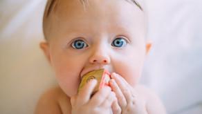 Primární reflexy u miminka