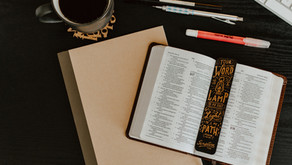 Get into God's Word