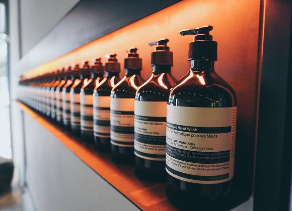 All Natural Liquid Lavender Castille Soap