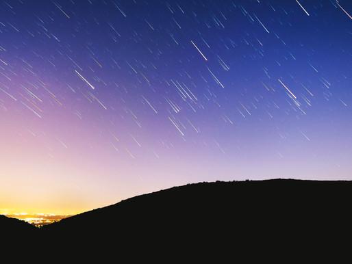 Perseid Meteors: