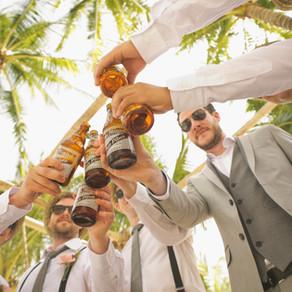¿Qué dar de tomar en tu boda?