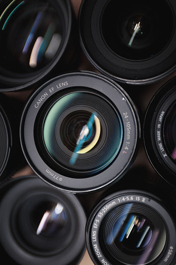 Canon professional video and photo camera for production purposes