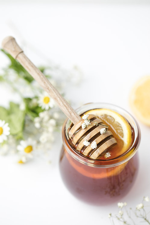 Raw, Local, Wildflower Honey