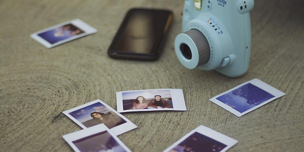 Atelier de fotografie Sedinta 1, 6-12 ani