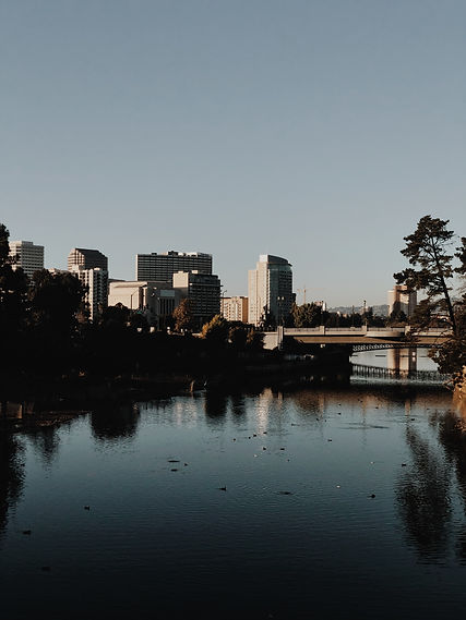 Oakland view