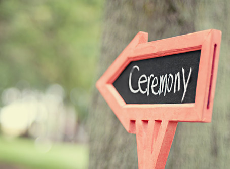 FAQ: What do we have to do to be 'legally' married if we have a celebrant led wedding ceremony?