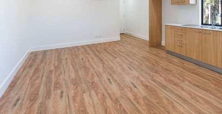 Parquet floor tiles with cement screed services for smooth installation. Tiling by Meng Singapore Tile Contractor