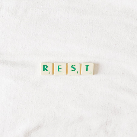 Rest & Replenish