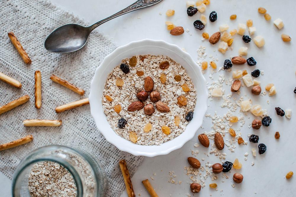 Oatmeal Recipe by Tatva Fitness Blogs