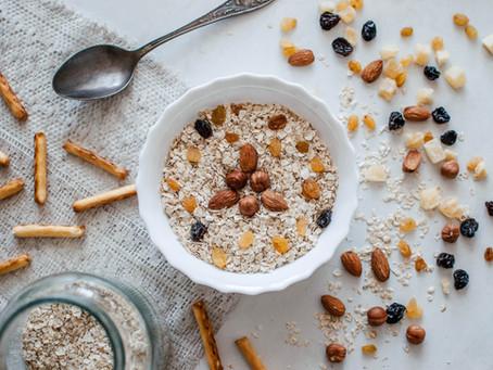 Good Morning Oatmeal!