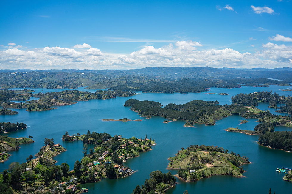 Image of Guatape by Robin Noguier