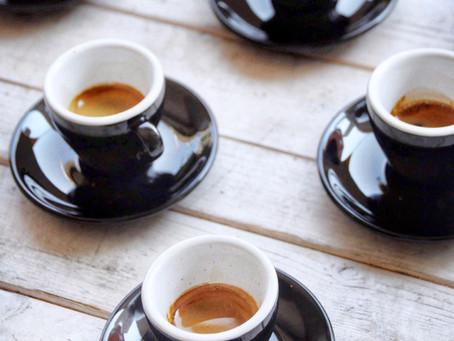 """""""Szybka"""" kawa czyli espresso"""