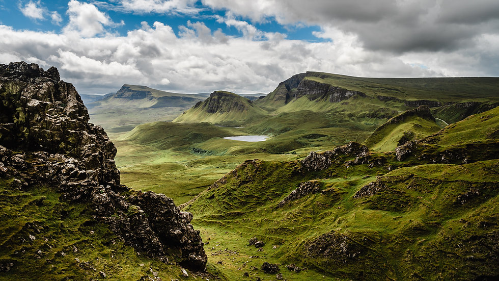 Walk the Rob Roy Way with Scotland's Highlands - 11 Days