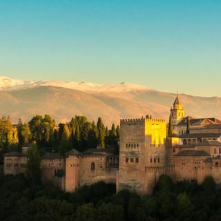 Islamic Architecture in Europe: Alhambra and Cordoba