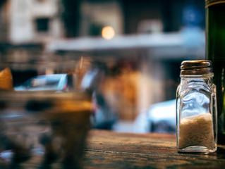 Salt...
