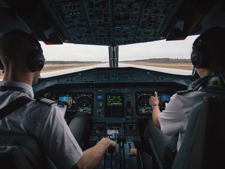 Er is geen automatische piloot