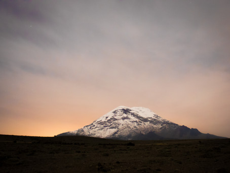 A Quick Guide To Climbing Mount Chimborazo