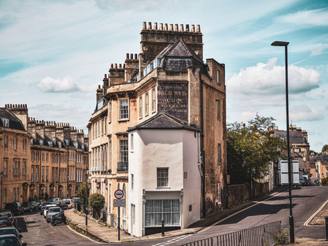 A Long Weekend Staycation in Bath, Somerset | CM Loves: Travel
