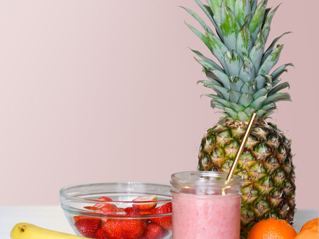 Why Smoothies Should be a Sometimes Food.