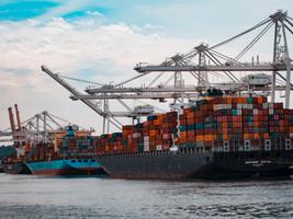 Update about checks on goods crossing Irish Sea