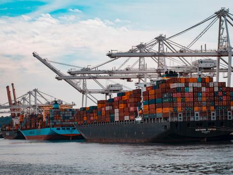 Transport morski z Chin. Cena i koszt kontenera i drobnicy z Chin w czerwcu