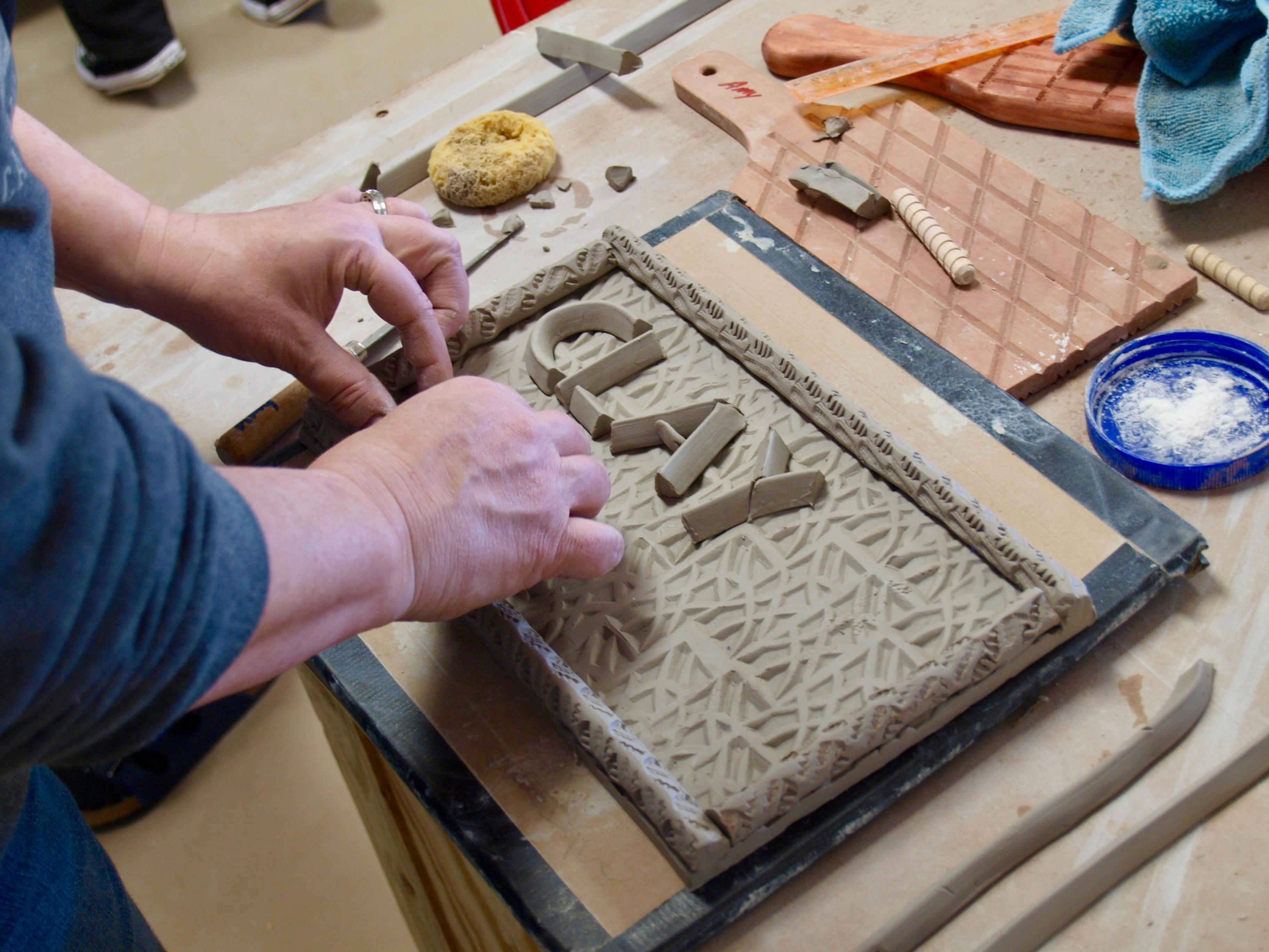 Contemplative Clay Workshop